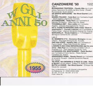 Canzoniere '55 - Canzoni Originali Del 1955