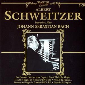 Albert Schweitzer Plays Johann Sebastian Bach
