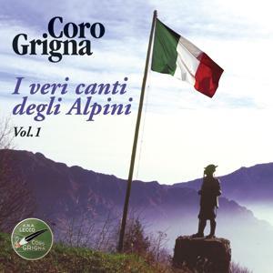 I veri canti degli Alpini vol. 1