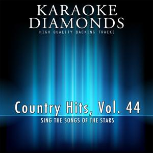 The Best for Country Musicians, Vol. 44 (Karaoke Version)