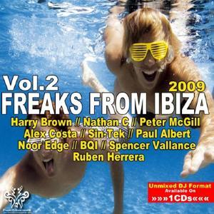 Freaks From Ibiza 2009 Vol.2