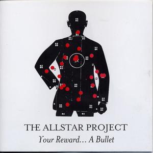 Your Reward...A Bullet