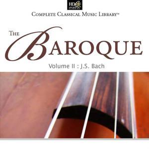 Jean-Sébastien Bach : The Baroque Vol. 2 (Organ Works)