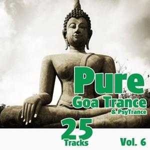 Pure Goa Trance & Psytrance Vol. 6