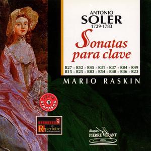 Soler : Sonatas para clave