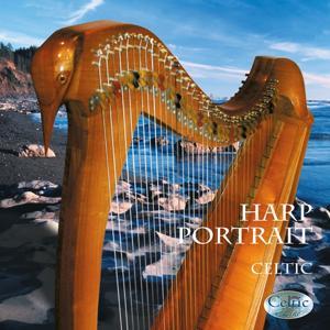 Harp Portrait, Celtic