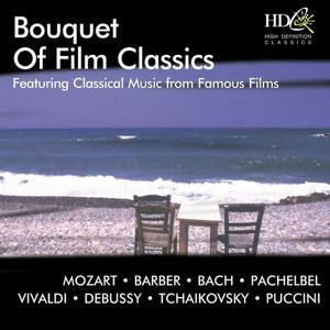 Bouquet Of Film Classics Featuring Classical Music from Famous Films