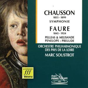 Chausson  Fauré : Symphonie