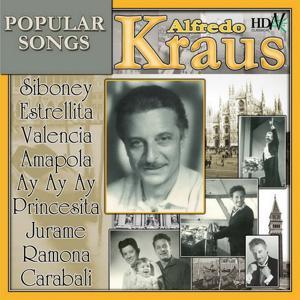 Alfredo Kraus : Popular Songs