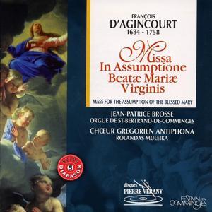 D'Agincourt : Missa in assumptione beata Mariae virginis