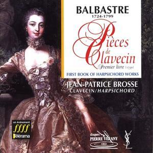 Balbastre : Pièces de clavecin, 1er livre (1759)