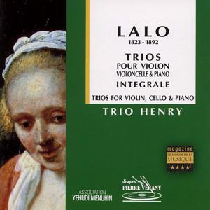 Lalo : Trios pour violon, violoncelle & piano