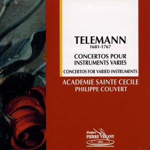 Telemann : Concertos pour instruments variés