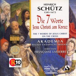 Schutz : Les 7 paroles du Christ en croix