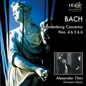 Brandenburg Concertos Nos. 4, 5 & 6