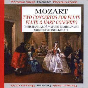 Mozart : Deux concertos pour flûte & harpe