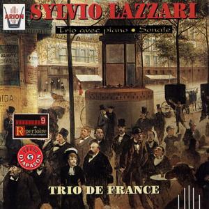 Lazzari : Trio avec piano, Sonate