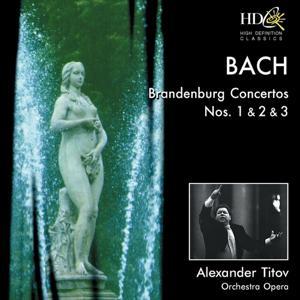Brandenburg Concertos Nos. 1, 2 & 3