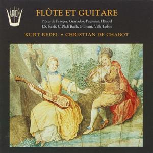 Flûte et guitare