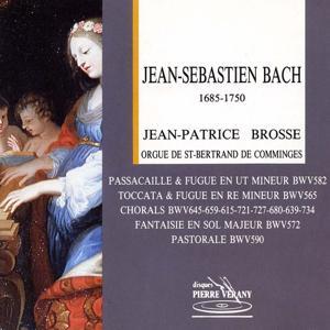 Bach : Jean-Patrice Brosse à l'orgue de St-Bertrand de Comminges