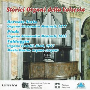 Storici Organi Della Valsesia: Bornate Sesia