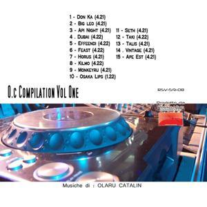 O.C. Compilation, Vol 1