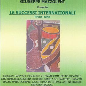 Giuseppe Mazzoleni presenta 16 successi internazionali : Prima serie