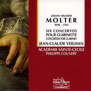 Molter : 6 concertos pour clarinette