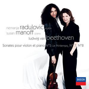 Beethoven - Sonates Pour Violon Et Piano N°5, 7 Et 8