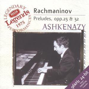 Rachmaninov: Preludes, Op.3 Nos. 2, 23 & 32
