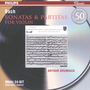 Bach, J.S.: Sonatas & Partitas for Violin