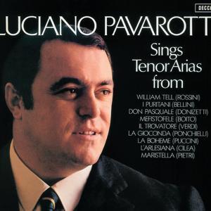Tenor Arias from Italian Opera