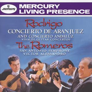 Rodrigo: Concierto de Aranjuez / Vivaldi: Guitar Concertos