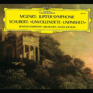 Mozart: Symphonie Nr. 41 C-Dur KV 551, Schubert: Symphonie Nr. 8 H-moll, D. 759