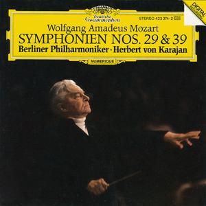Mozart, W.A.: Symphonies Nos. 29 & 39