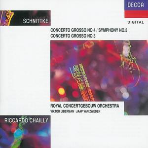 Schnittke: Concerti Grossi Nos.3 & 4.