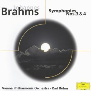 Johannes Brahms: Symphony Nos. 3 & 4