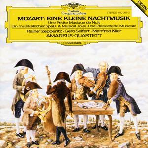 Mozart: Serenade In G Major K. 525