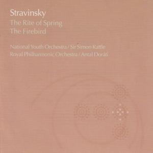 Stravinsky:The Rite of Spring/The Firebird