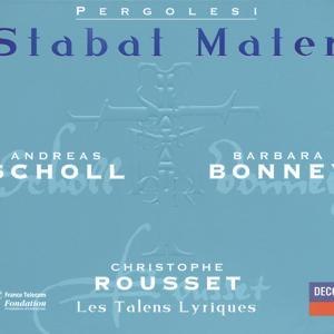 Pergolesi: Stabat Mater; Salve Regina in F minor; Salve Regina in A minor