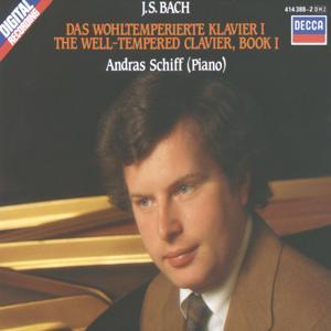Bach, J.S.: Das Wohltemperierte Klavier I