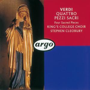 Verdi: Four Sacred Pieces; Pater Noster