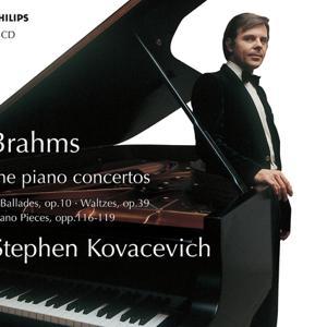 Stephen Kovacevich plays Brahms