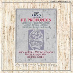 De Profundis - German Baroque Cantatas