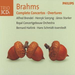 Brahms: Complete Concertos / Overtures