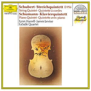 Schubert: String Quintet In C Major D.956 / Schumann: Piano Quintet In E Flat, Op. 44