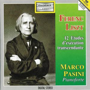 Ferenc Liszt: 12 Etudes d'exécution transcendante