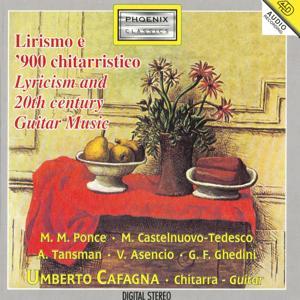 Lirismo e '900 chitarristico (Lyricism and 20th Century Guitar Music)