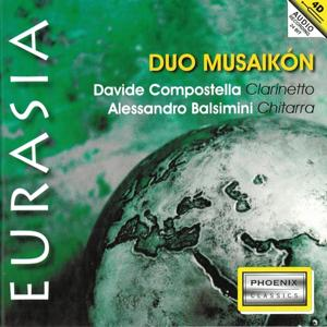Eurasia (A Musical Journey of the Mind)