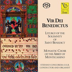 Vir Dei Benedictus